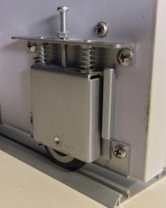 Wielset R40 en R60 t.b.v. Storemax schuifdeursysteem