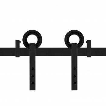 Schuifdeursysteem Modern Zwart